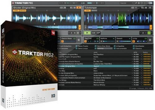 NI Traktor Pro 2 and Scratch Pro 2 v2.10 MAC OSX | Images From Magesy® R Evolution™