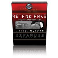 Sixties Motown Grooves ReTank Expansion for SampleTank | Images From Magesy® R Evolution™