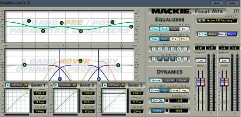 Mackie Tracktion v3.0.4.8 VST Plugins UNLOCKED CHAOS | Images From Magesy® R Evolution™