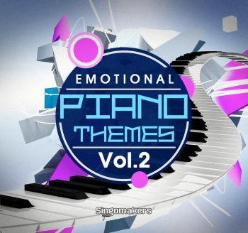 Emotional Piano Themes Vol.2 WAV MiDi | Images From Magesy® R Evolution™