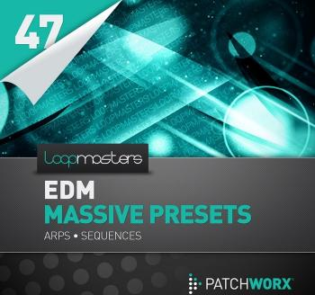 EDM Massive Presets Arps and Sequences WAV Ni Massive | Images From Magesy® R Evolution™
