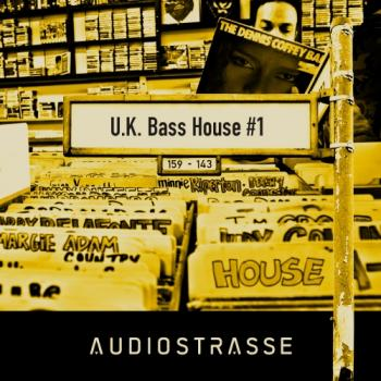 Uk Bass House Vol.1 WAV MAGNETRiXX | Images From Magesy® R Evolution™