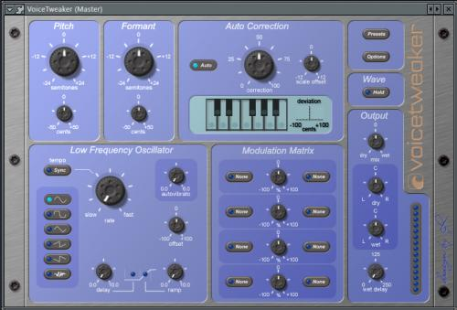 Xponaut VoiceTweaker v4.1.0.5 VST x86 x64 WiN Incl.K BEAT | Images From Magesy® R Evolution™