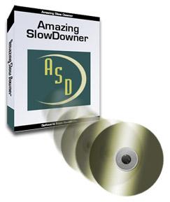 Amazing Slow Downer v3.6.4 WiN x86 R2R | Images From Magesy® R Evolution™