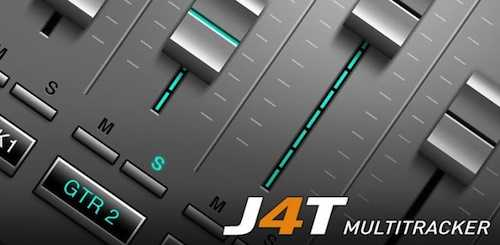 J4T Multitrack Recorder v4.4 ANDROiD   Images From Magesy® R Evolution™