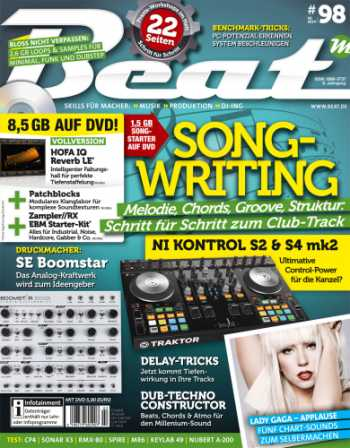 Beat Musikermagazin Februar No 02 2014   Images From Magesy® R Evolution™