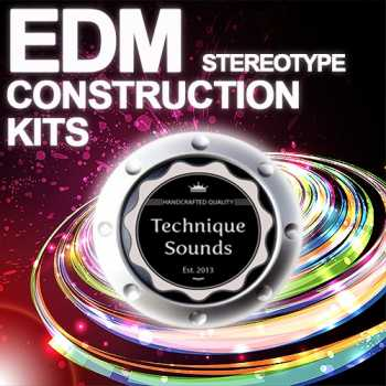 EDM StereoType Construction Kits WAV MiDi   Images From Magesy® R Evolution™