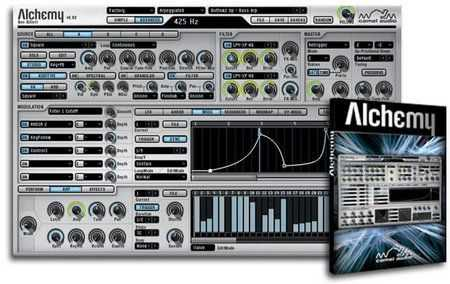 Camel Audio Alchemy v1.0 WiN MAC DVDR DYNAMiCS | Images From Magesy® R Evolution™