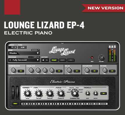 Lounge Lizard EP 4 v4.2.5 WiN MAC AiR | Images From Magesy® R Evolution™