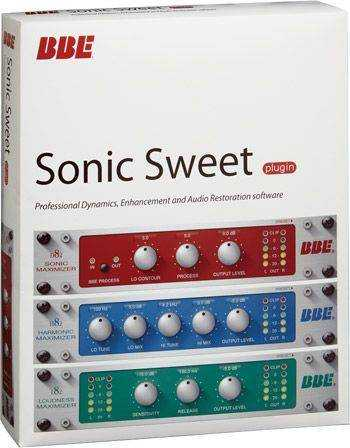 BBE Sound Sonic Sweet v4.0.1 WiN MAC R2R | Images From Magesy® R Evolution™