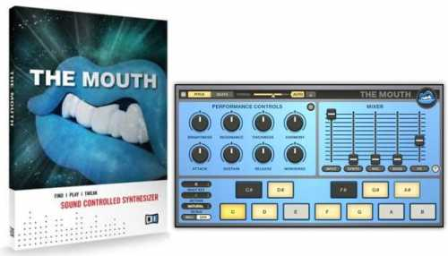 The Mouth v1.3.0.2 HYBRiD R2R | Images From Magesy® R Evolution™