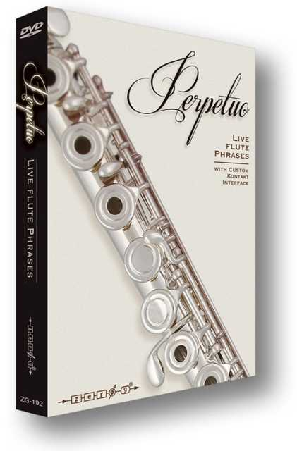 Perpetuo Flutes KONTAKT | Images From Magesy® R Evolution™
