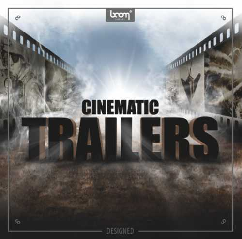Cinematic Trailers Designed WAV SCD   Images From Magesy® R Evolution™