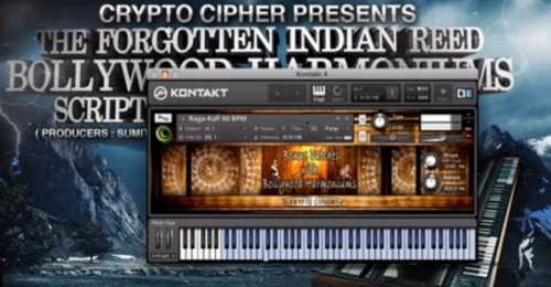 Bollywood Harmoniums KONTAKT | Images From Magesy® R Evolution™