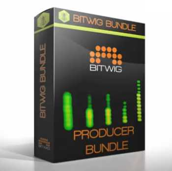 BitWig Producer Bundle WAV, BitWig Projects | Images From Magesy® R Evolution™