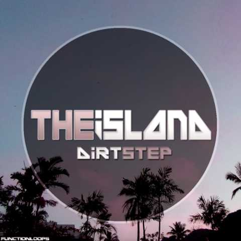 The Island Dirtstep WAV MiDi | Images From Magesy® R Evolution™