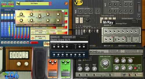 Genuine Soundware Plugins Pack WiN MAC R2R | Images From Magesy® R Evolution™