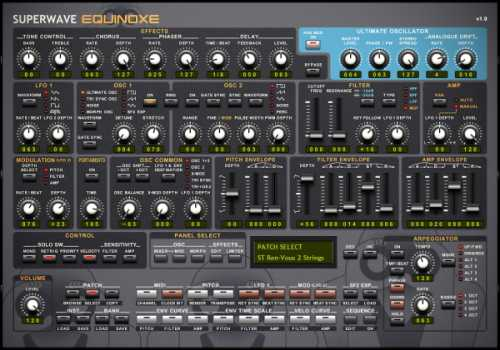 Equinoxe Bundle v1.0 VSTi WiN R2R | Images From Magesy® R Evolution™
