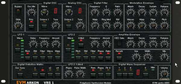 EVM Synth VSTi Collection WiN   Images From Magesy® R Evolution™