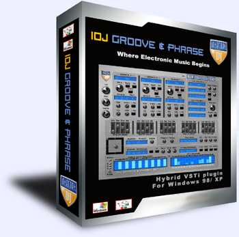 AM Groove & Phrase Synth v2.0 VSTi WiN BEAT | Images From Magesy® R Evolution™