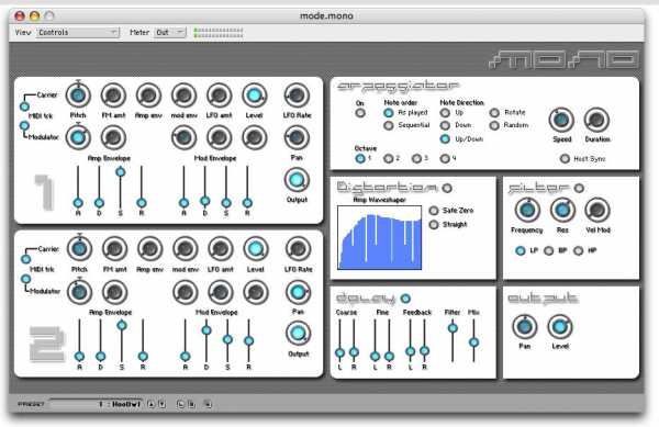 Cycling74 Mode VST RTAS v1.24 REPACK WiN AiR | Images From Magesy® R Evolution™