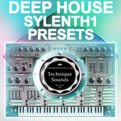 Deep House Sylenth1 Presets | Images From Magesy® R Evolution™