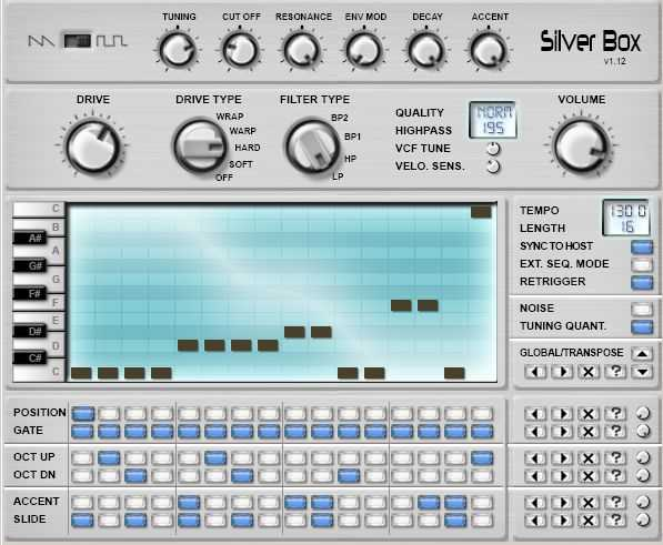 Spectralhead Audio Silverbox VSTi v1.0 WiN AiR | Images From Magesy® R Evolution™