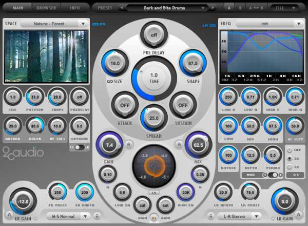 Aether v1.6.0 AAX AU VST 32/64 Bit MAC OSX | Images From Magesy® R Evolution™