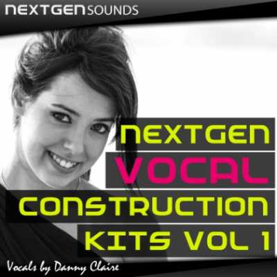 Vocal Construction Kits Vol.1 WAV MiDi | Images From Magesy® R Evolution™