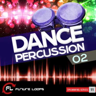 Dance Percussion Vol.2 WAV REX2 | Images From Magesy® R Evolution™