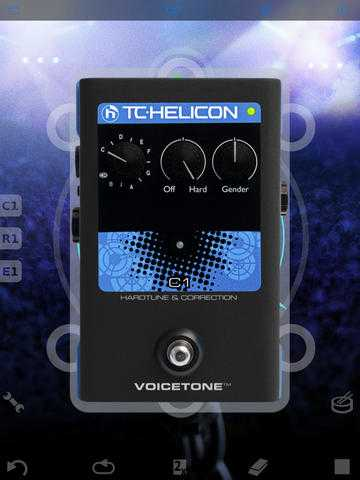 Vocal Looper Sing, Loop, Share iOS | Images From Magesy® R Evolution™