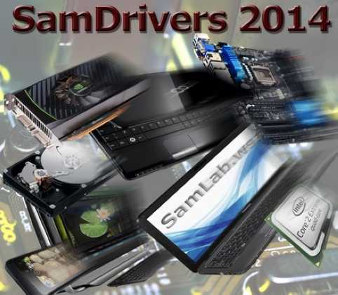 SamDrivers 14.8 WiN P2P | Images From Magesy® R Evolution™