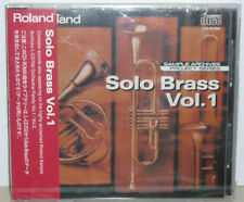 Edirol Brass Section Vol.1 Solos Roland Sxx TZ7iSO | Images From Magesy® R Evolution™