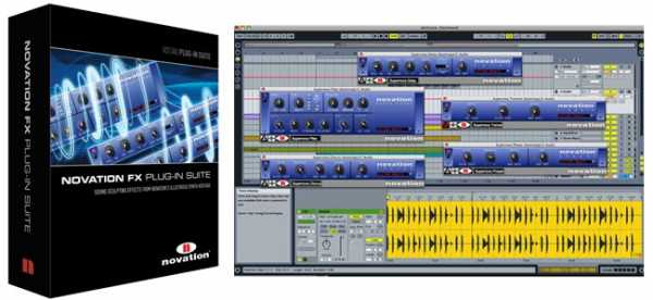 Novation Plugins Pack 2014.08.12 WiN MAC R2R | Images From Magesy® R Evolution™