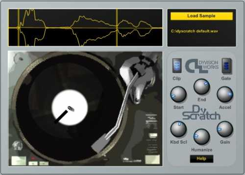 DyVision Works DyScratch VSTi 1.0 PROPER ASSiGN | Images From Magesy® R Evolution™