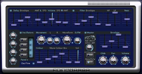 Acquit Music Greyhound VSTi Leads Synth WiN NoGRP | Images From Magesy® R Evolution™
