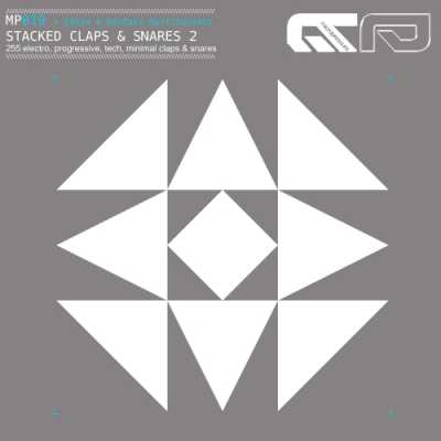 Stacked Claps and Snares 2 MULTiFORMAT | Images From Magesy® R Evolution™