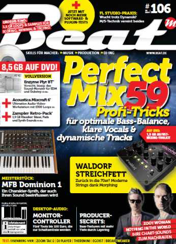 Beat   Oktober 2014 | Images From Magesy® R Evolution™