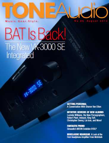 Tone Audio Issue 65   August 2014 | Images From Magesy® R Evolution™