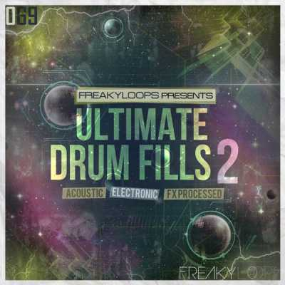 Ultimate Drum Fills Vol.2 WAV MAGNETRiXX | Images From Magesy® R Evolution™