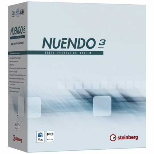 Nuendo v3.2.0.1128 WiN H2O | Images From Magesy® R Evolution™