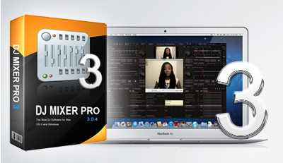 DJ Mixer Professional v3.6.10 WiN MAC R2R | Images From Magesy® R Evolution™