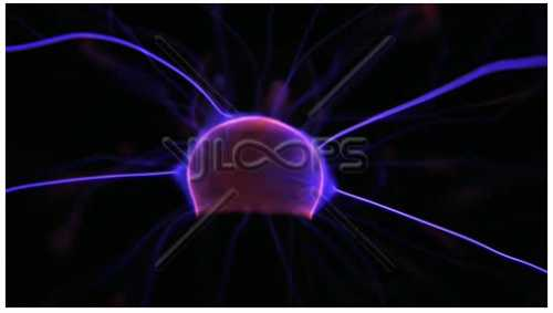 Vj Footage Plasma Ball Loop | Images From Magesy® R Evolution™