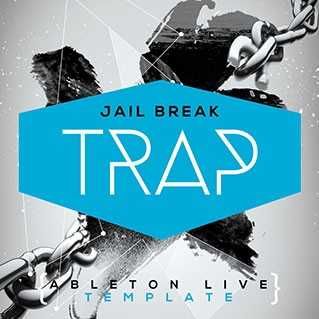 Jail Break Ableton Live Template C4TNIP | Images From Magesy® R Evolution™
