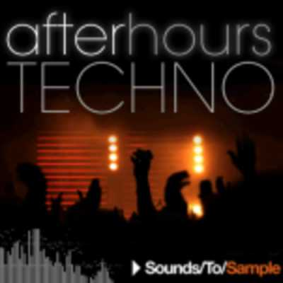 Afterhours Techno WAV AudioP2P | Images From Magesy® R Evolution™