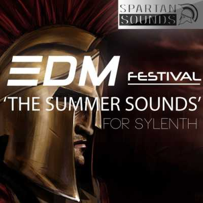 EDM The Summer Sounds For SYLENTH1 FXB FXP MiDi DiSCOVER | Images From Magesy® R Evolution™