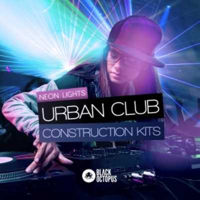 Neon Lights Urban Club Construction Kits WAV MAGNETRiXX | Images From Magesy® R Evolution™