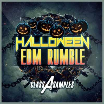 Halloween EDM Rumble WAV MiDi MAGNETRiXX | Images From Magesy® R Evolution™