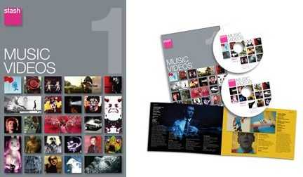 Stash Music Videos Collection Vol.1 DVD | Images From Magesy® R Evolution™