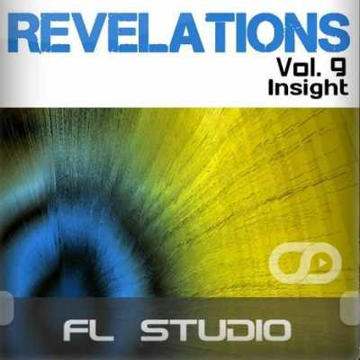 Revelations Vol.9 Insight FL Studio Template SYNTHiC4TE | Images From Magesy® R Evolution™